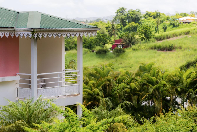 Résidence Bois Carré En Martinique 1