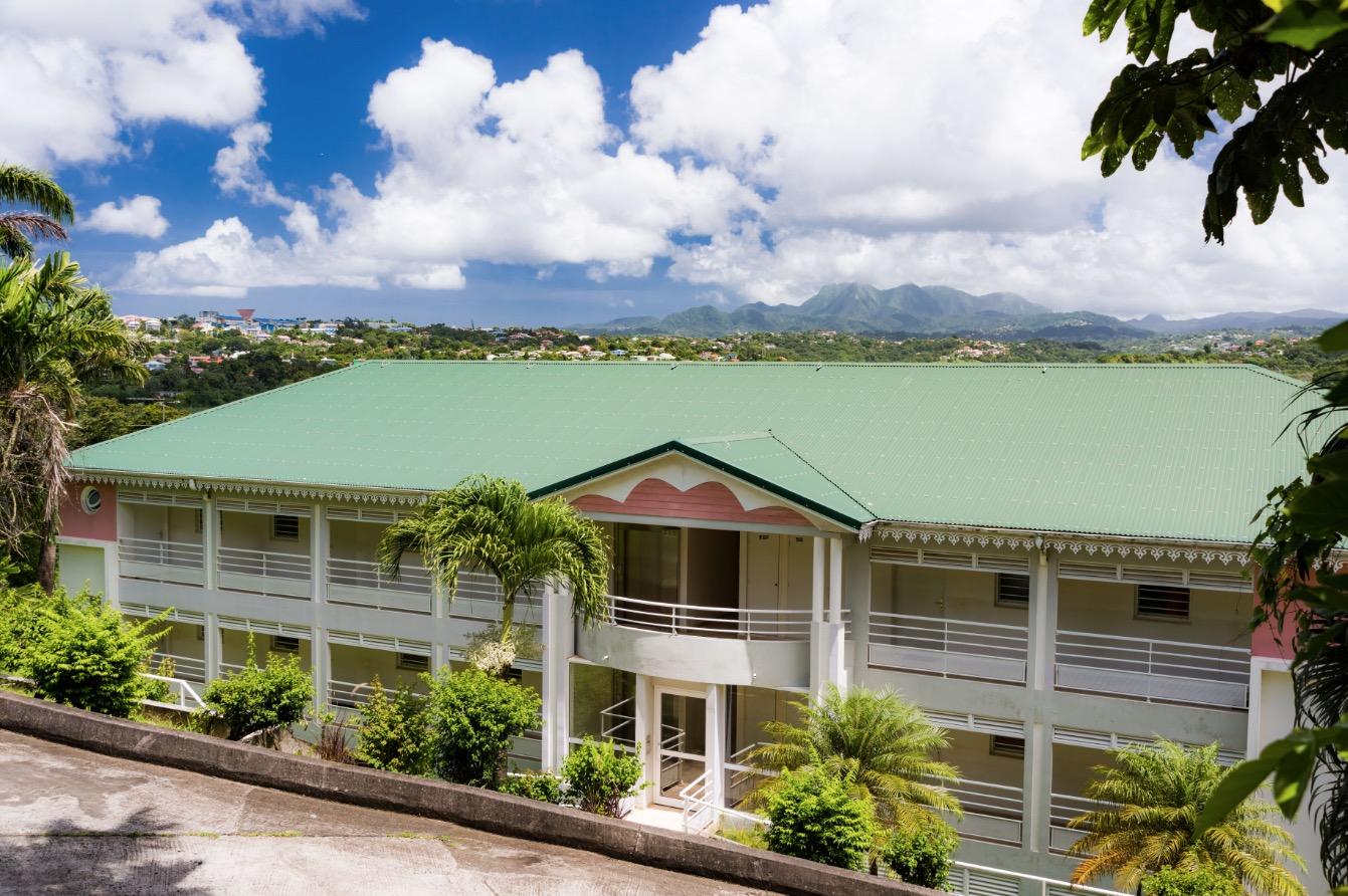 Résidence Bois Carré En Martinique 2
